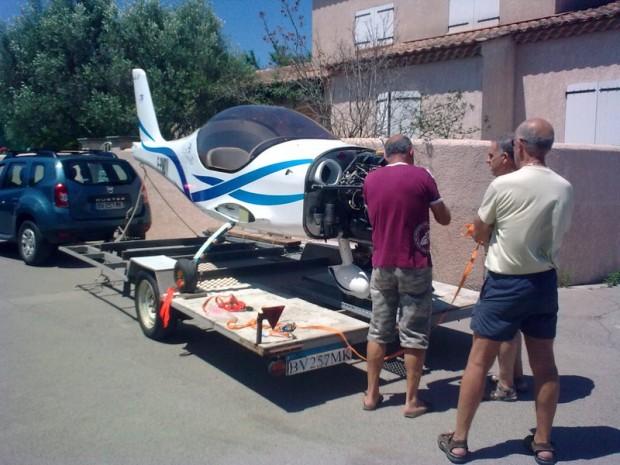 gaz'aile 2 pour n° de serie 208