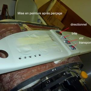 Préparation du tableau de bord