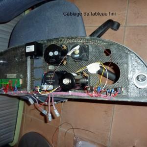 arrière tableau de bord gaz'aile 2