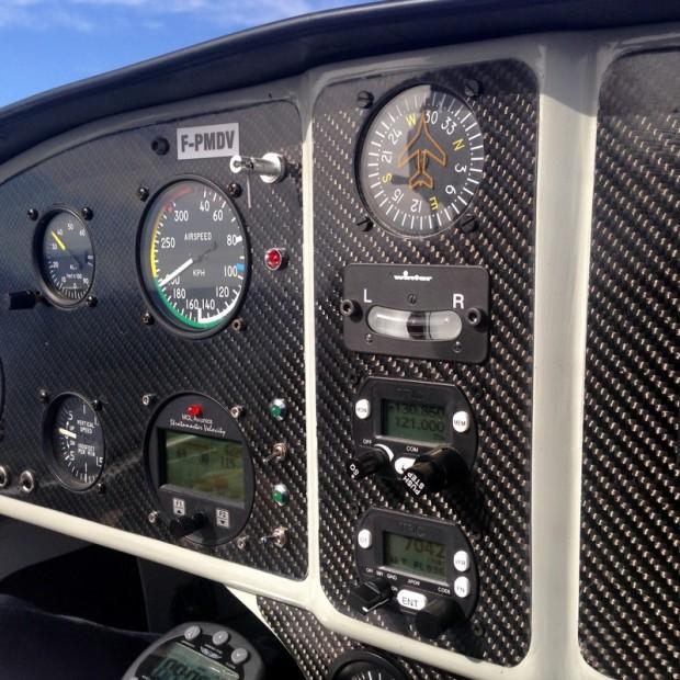 gaz'aile tableau de bord 208